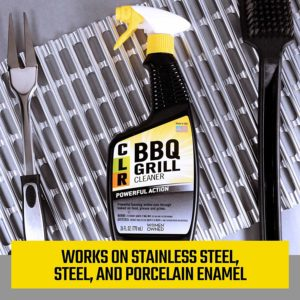 CLR BBQ Grill Cleaner