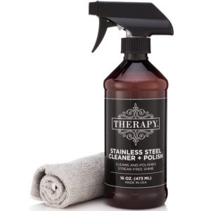 Therapy Stainless Steel Cleaner