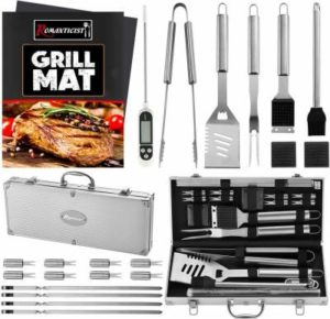 ROMANTICIST BBQ Grill Accessories Set