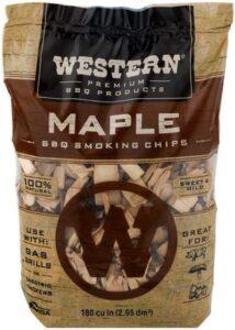 BBQ Maple Smoking Chips