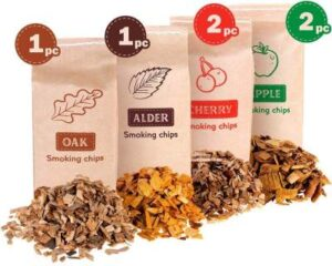 Wood Chips for Smokers