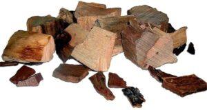 Wood Smoker Chunks